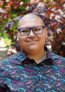 portrait of Xochitl Sandoval, LCSW